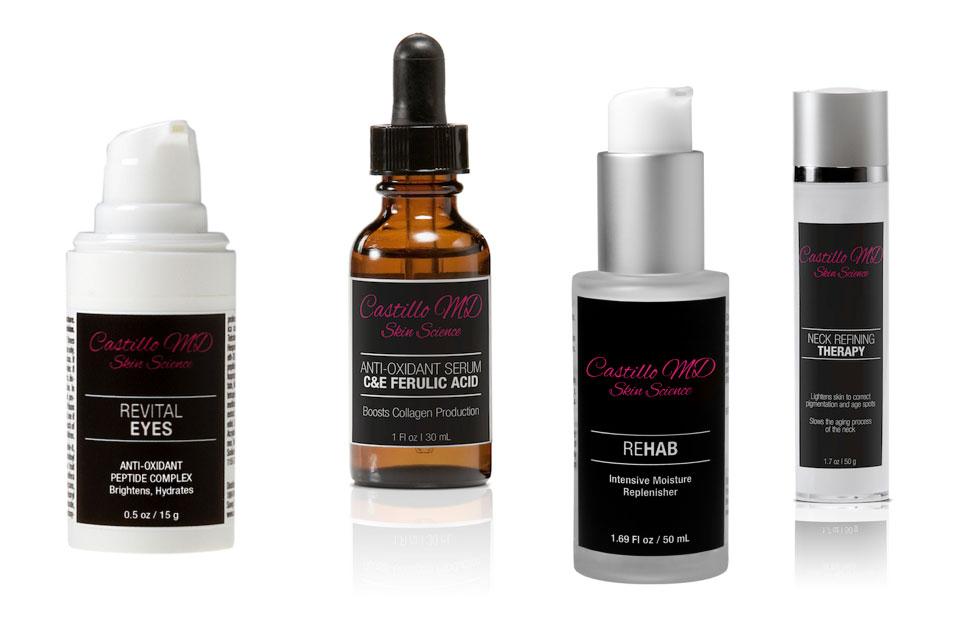 Castillo MD Skin Science Skincare